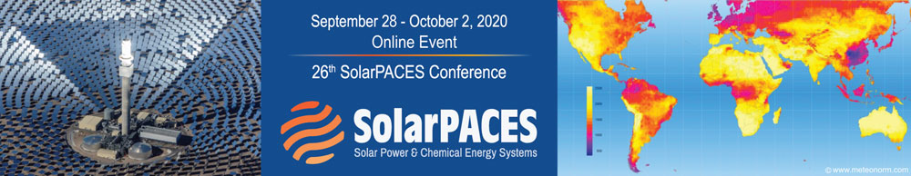 SolarPaces2019 - Concentrating Solar Power and Chemical Energy Systems